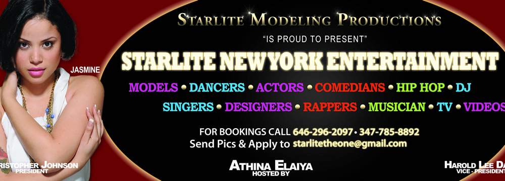 Moderls Dancers actors Promotion New York NYC