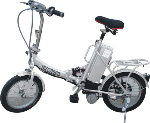 Folding Bike Electro bicycles