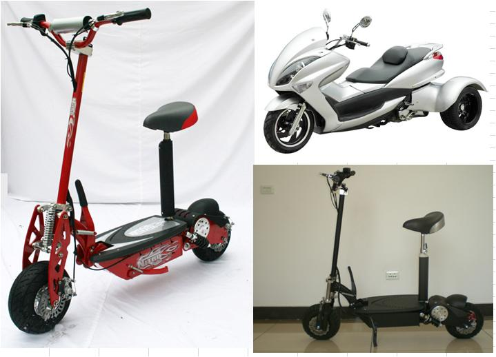 scooters 2010
