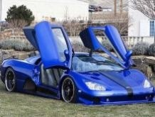 SSC Ultimate Aero, Made in Shelby SuperCars