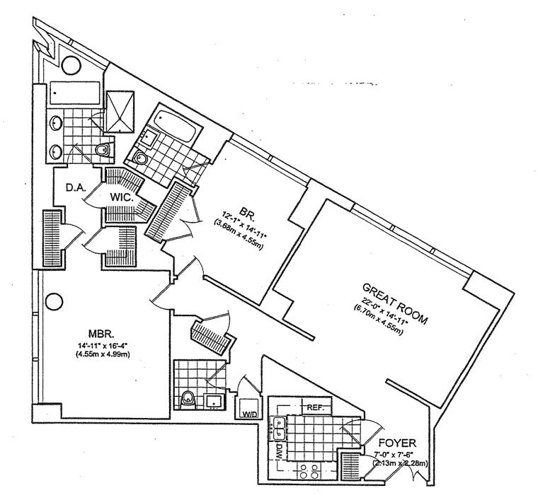 Manhattan Real Estate Apartment Price Floor Plan