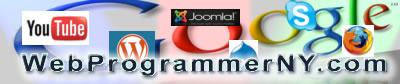 logo web programmer ny 400na84