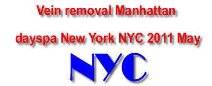Vein removal manhattan dayspa New York NYC