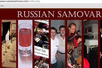 Russian Samovar New York Restaurant