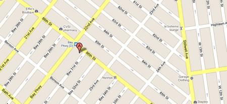 russian book store brooklyn ny map