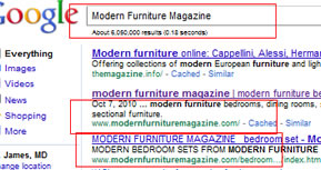 Modern Furniture Magazine May 2011 Google