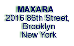 Maxara 2016 86th Street Brooklyn NY