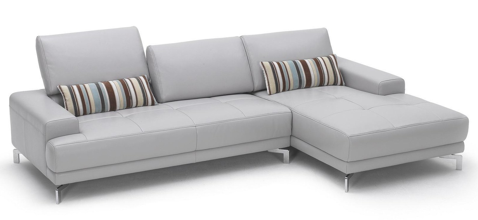 Modern sofa white 1329 1 new york New couch designs