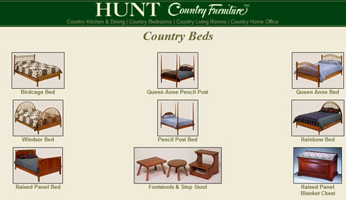 hunt furniture usa