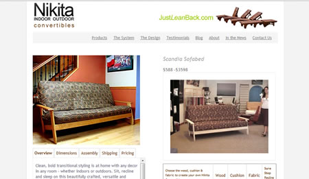 nikita furniture usa