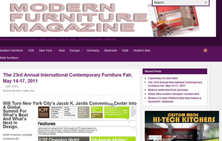 Modern Furniture Magazine IMB Kitchens