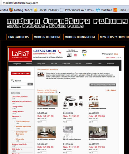 Modern Furniture Rahway