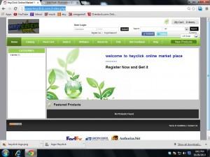 web-site onlick