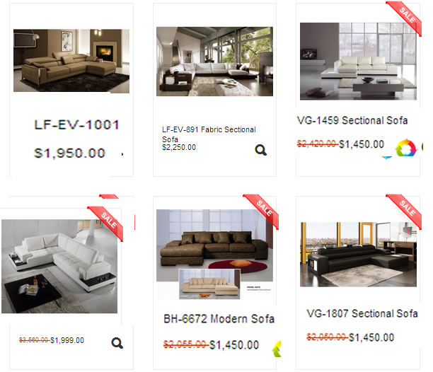 Modern furniture Fllor promotion