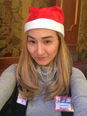Nazgul Tutkyshbekova