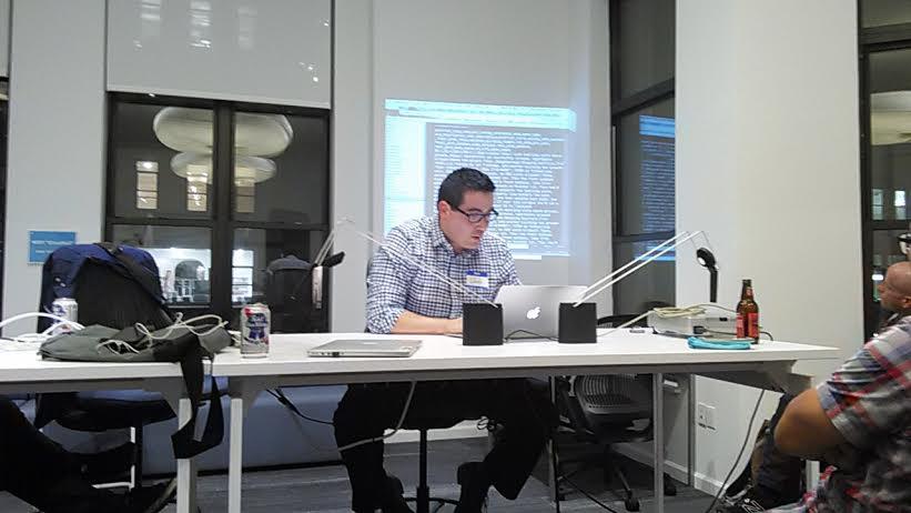 Chris presentation City Zoning New York Map Civic Hacking