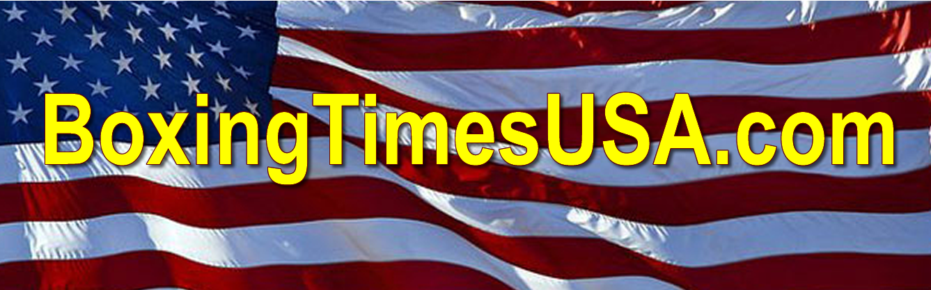 Boxing Times USA Logo promotion